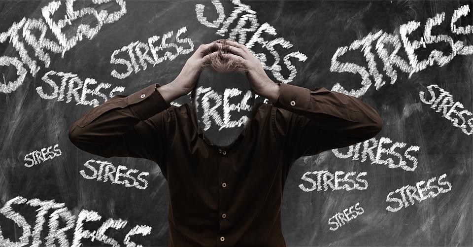 stres, vystresovaný